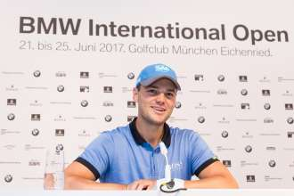 Martin Kaymer - BMW International Open 2017