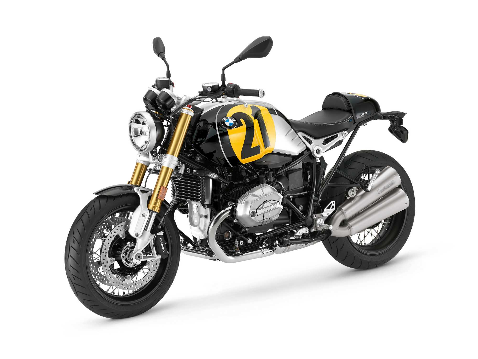 Bmw r ninet in special paint finish blackstorm metallic Special paint finishes