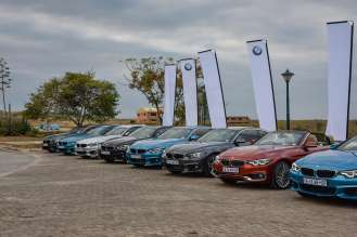 On Location Pictures – The new BMW 4 Series national media launch, Mpumalanga, South Africa (07/2017)