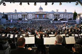 BMW Group and the London Symphony Orchestra renew Principal