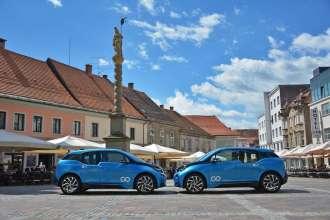 Anat2Go Car Sharing v Mariboru. (07/2017)