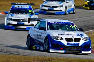 The fifth round of the Sasol GTC Championship. (07/2017)