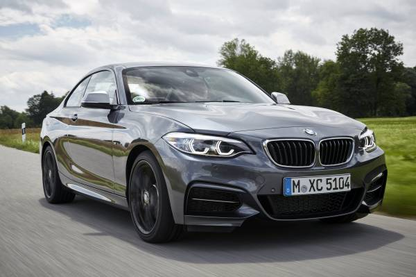The New Bmw 2 Series Additional Photos