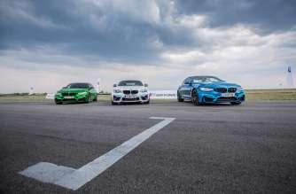 BMW M Drive Tour 2017 (07/2017)