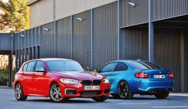 BMW M140i + BMW M2