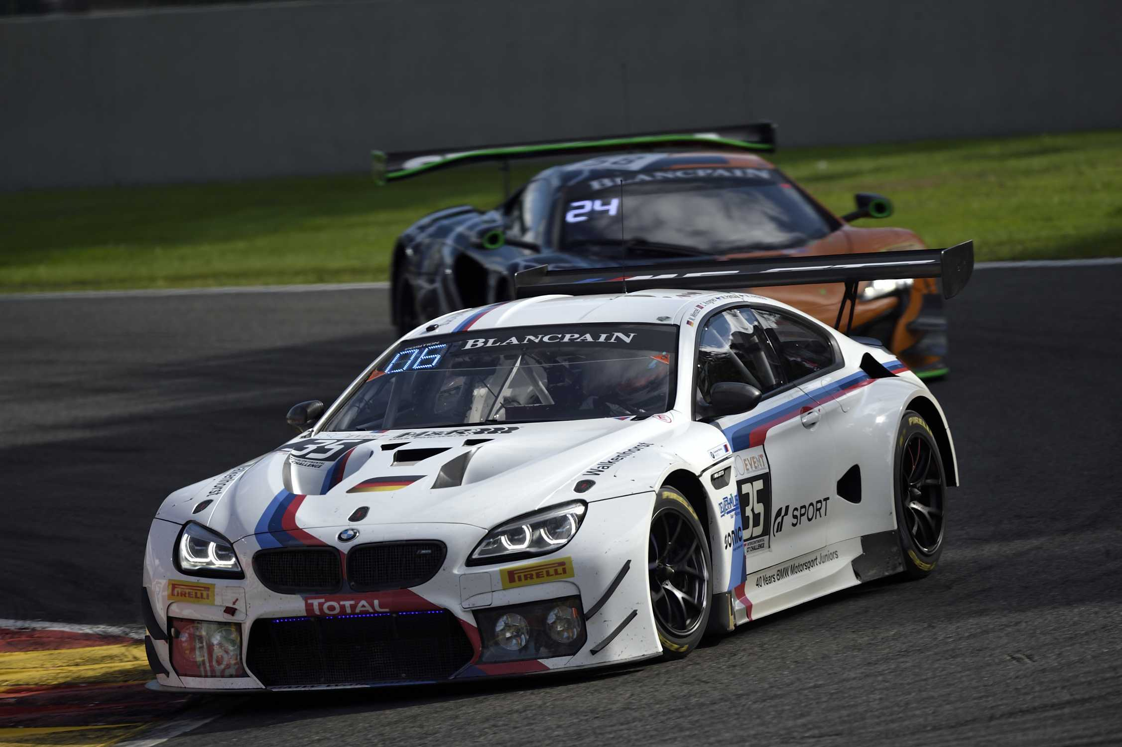 to 2017 blancpain gt series endurance cup total 24 hours of spa spa. Black Bedroom Furniture Sets. Home Design Ideas