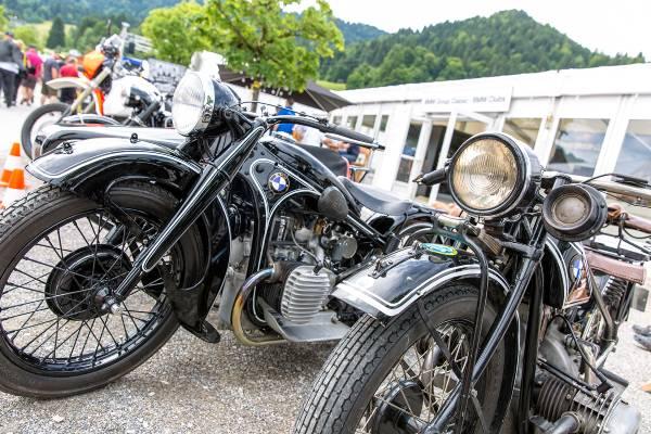 Mountain Festival Bmw Motorrad Days In Garmisch