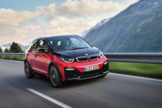 The new BMW i3s. (08/2017)