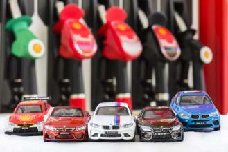 BMW models by Shell (08/2017)