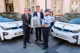 Bratislava City Police (08/2017)