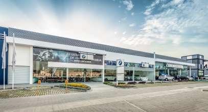 BMW inaugura Euromotors Juriquilla (08/2017)