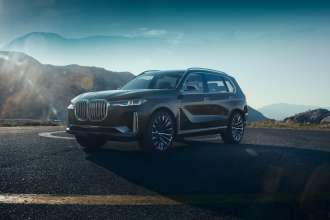 BMW Concept X7 iPerformance. (09/2017)