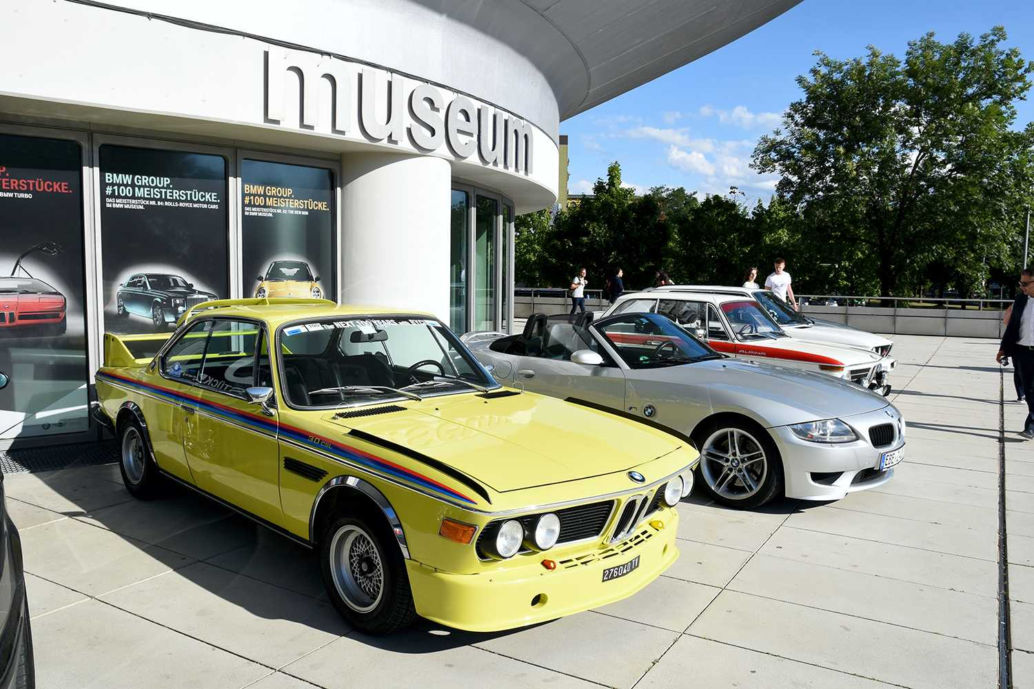 From Dusk Till Dawn An Exclusive Night At The Bmw Museum