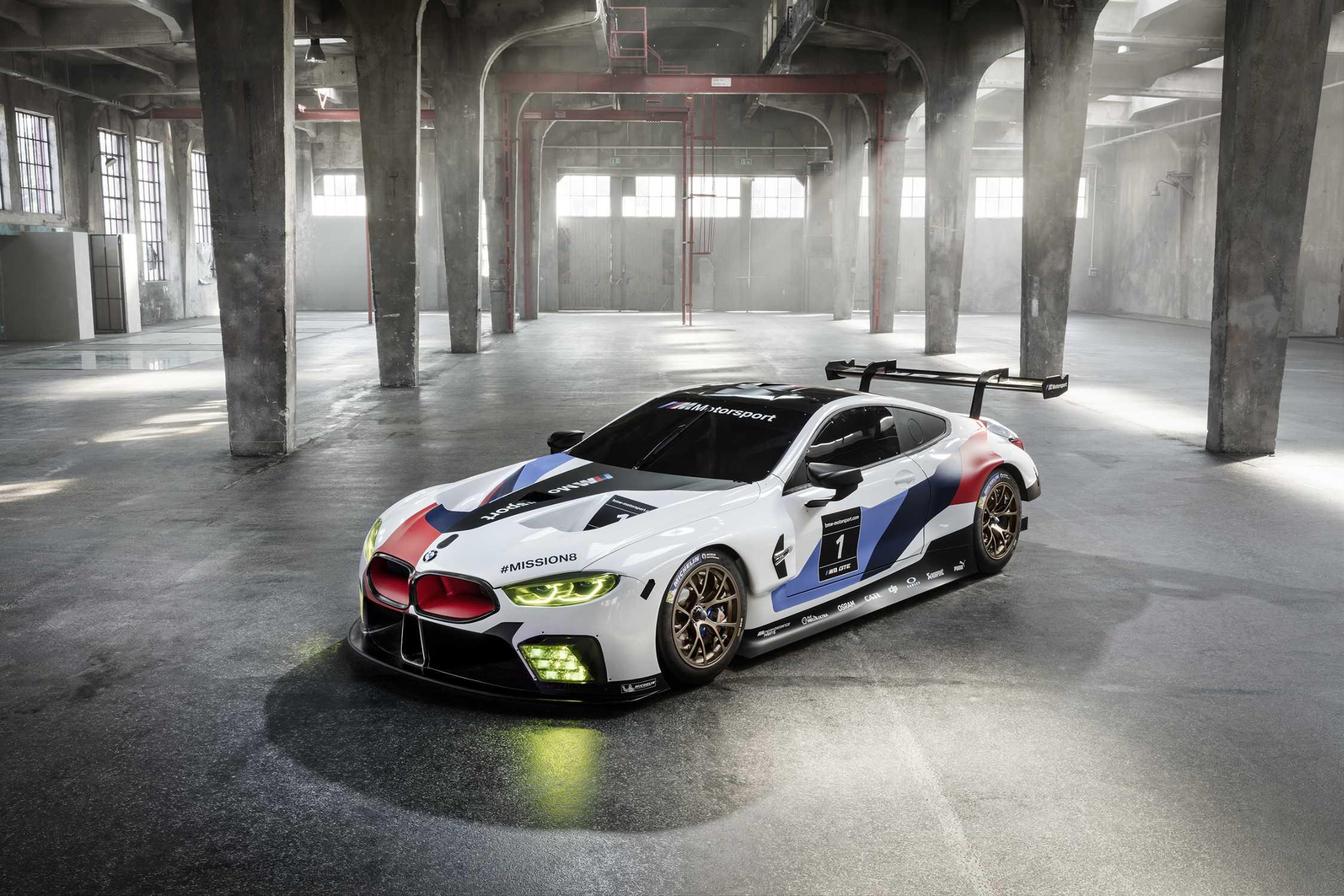 Innovative Technology For A New Legend The New Bmw M8 Gte