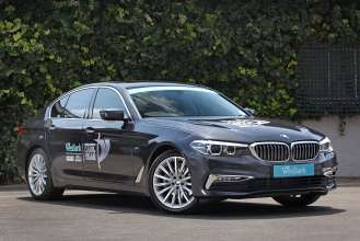 The BMW 5 Series announced as a finalist for the 2018 Wesbank South African Car of the Year competition (09/2017)