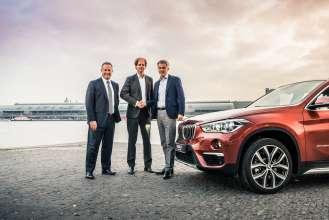 BMW Startup Symposium - N.Fiorentinos, C.Rood, P.Schwarzenbauer (09/2017)