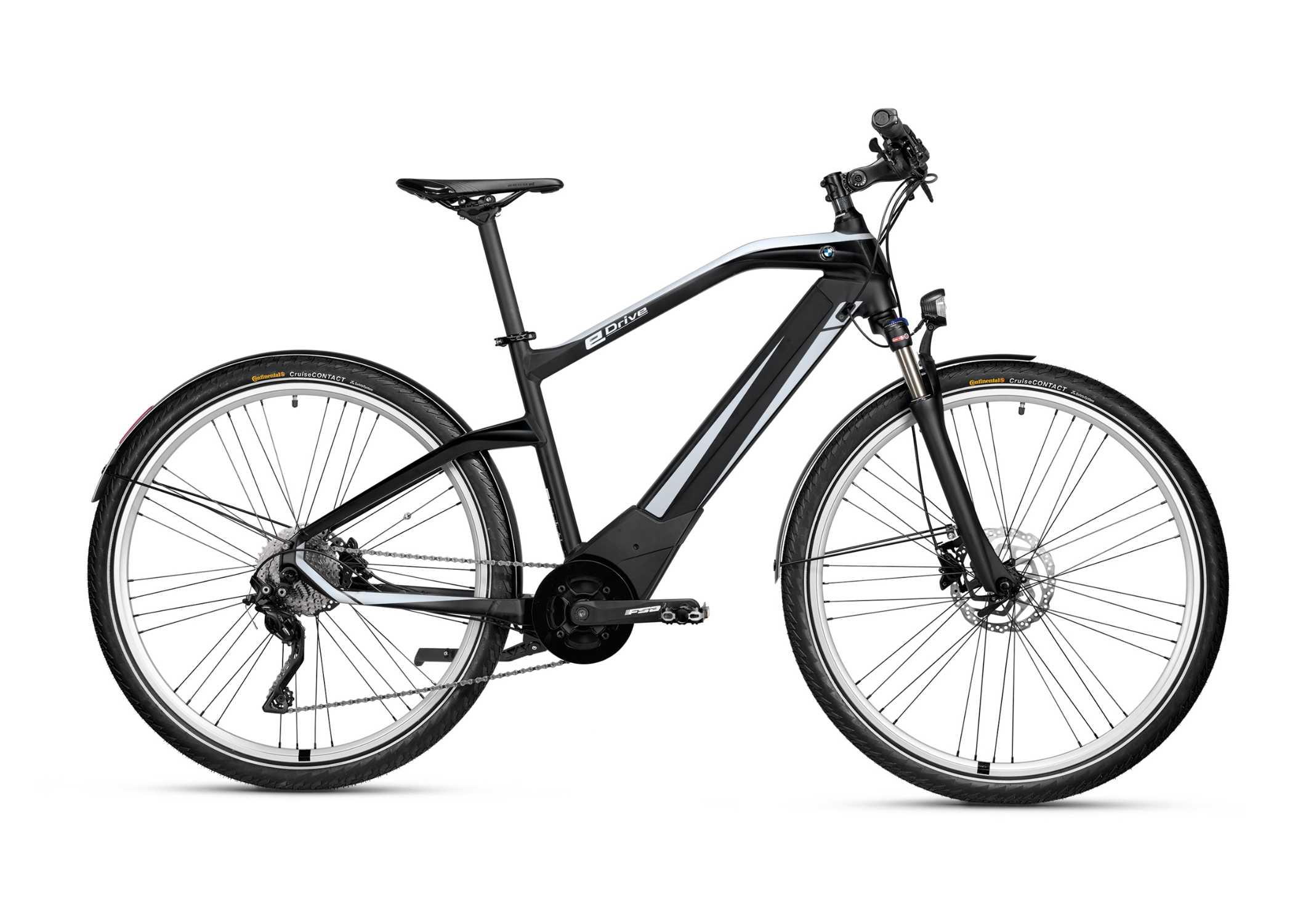 Electric Elegant Unique The New Bmw Active Hybrid E Bike With Powerful High Performance Battery Integrated Fully Into The Frame Innovative Saddle Designed Specifically For E Bikes Provides Comfort Safety And Electrifying Riding Pleasure