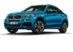 BMW X6 xDrive50i - M Sport Edition (10/2017).