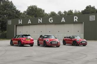 MINI Cooper S Works 210 range