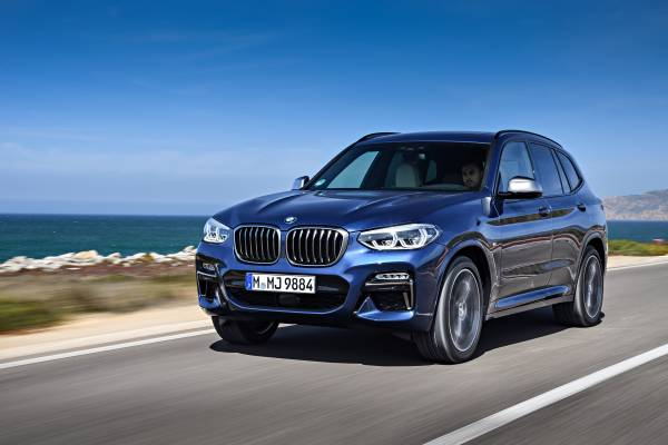 The New Bmw X3 Additional Photos And Footage