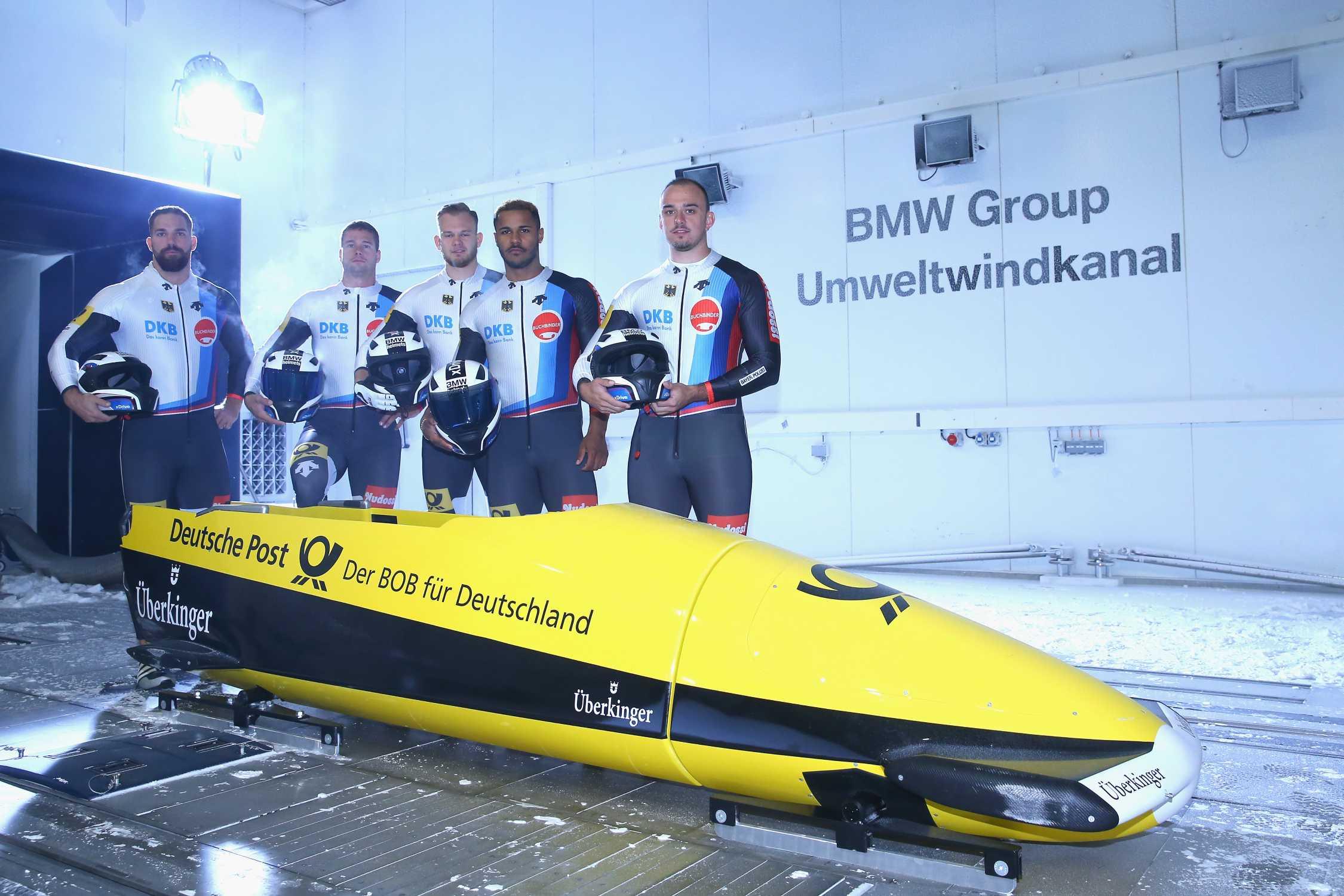 Bmw Technologie Macht Deutsche Bobs Fit Für Olympia