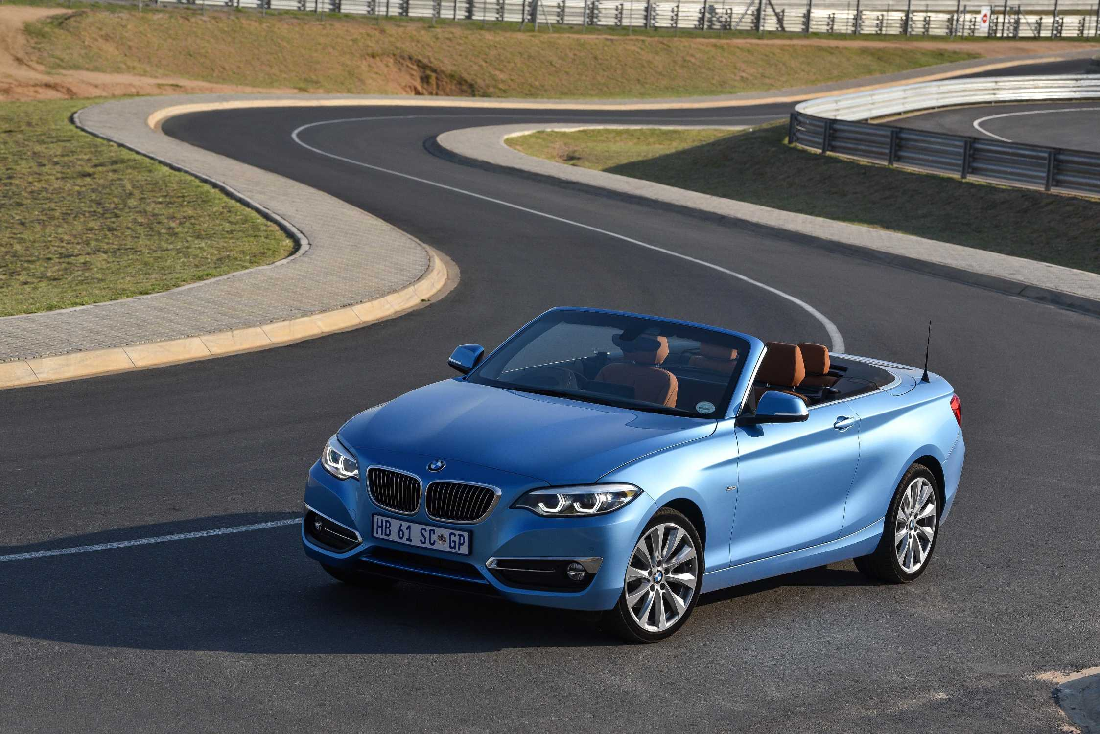 The new BMW 2 Series Coupe and BMW 2 Series Convertible ...