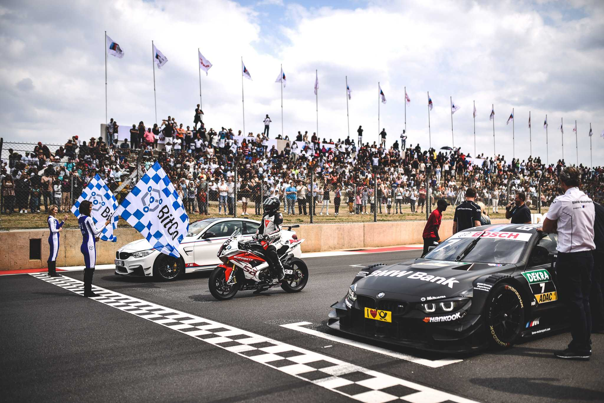 The First Ever Bmw M Festival In South Africa Attracts Just Under