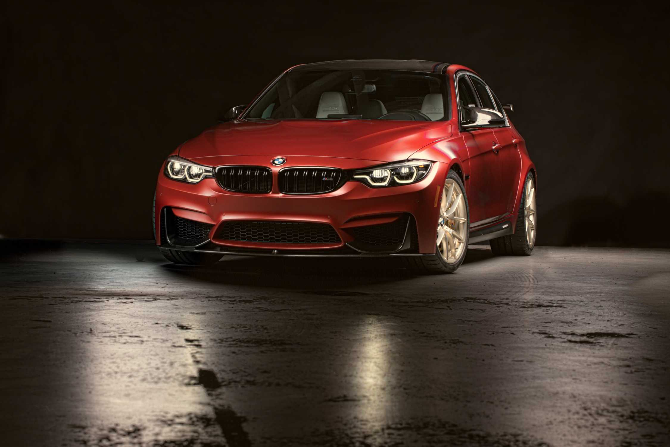 BMW M Performance Parts and Original BMW Accessories at 2017
