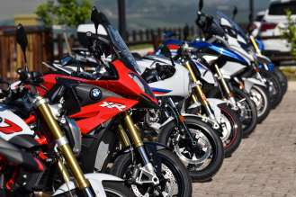 The BMW Motorrad Media Riding Experience hosted in Mpumalanga (11/2017)