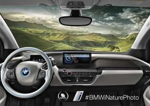 BMW i nature photo (11/2017)
