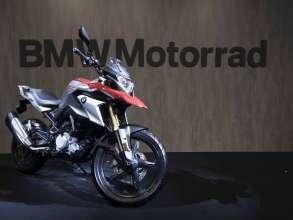 BMW Motorrad no Salão Duas Rodas 2017