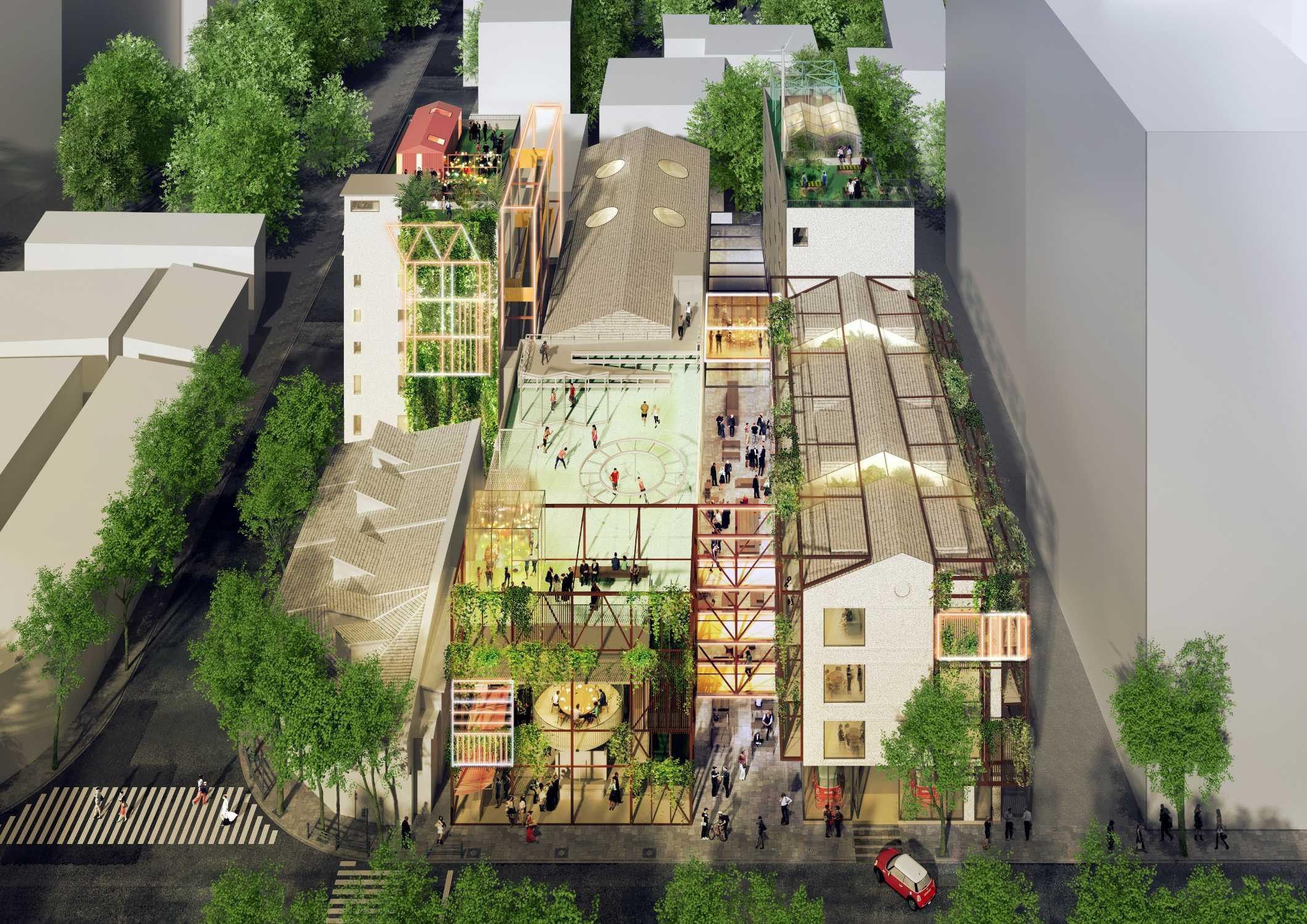 Rethinking The Urban House Share Mini Creates The World S