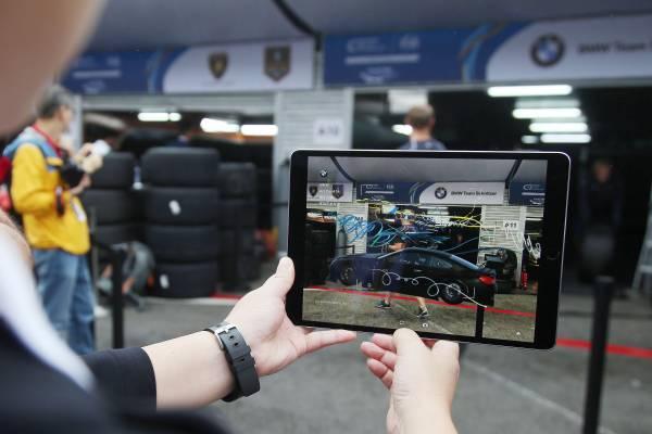 Macau (CHN) 16th- 19th November 2017. BMW Motorsport, FIA GT World Cup, Cao Fei (CHN).
