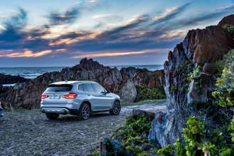 The all-new BMW X3 now available in South Africa (11/2017)