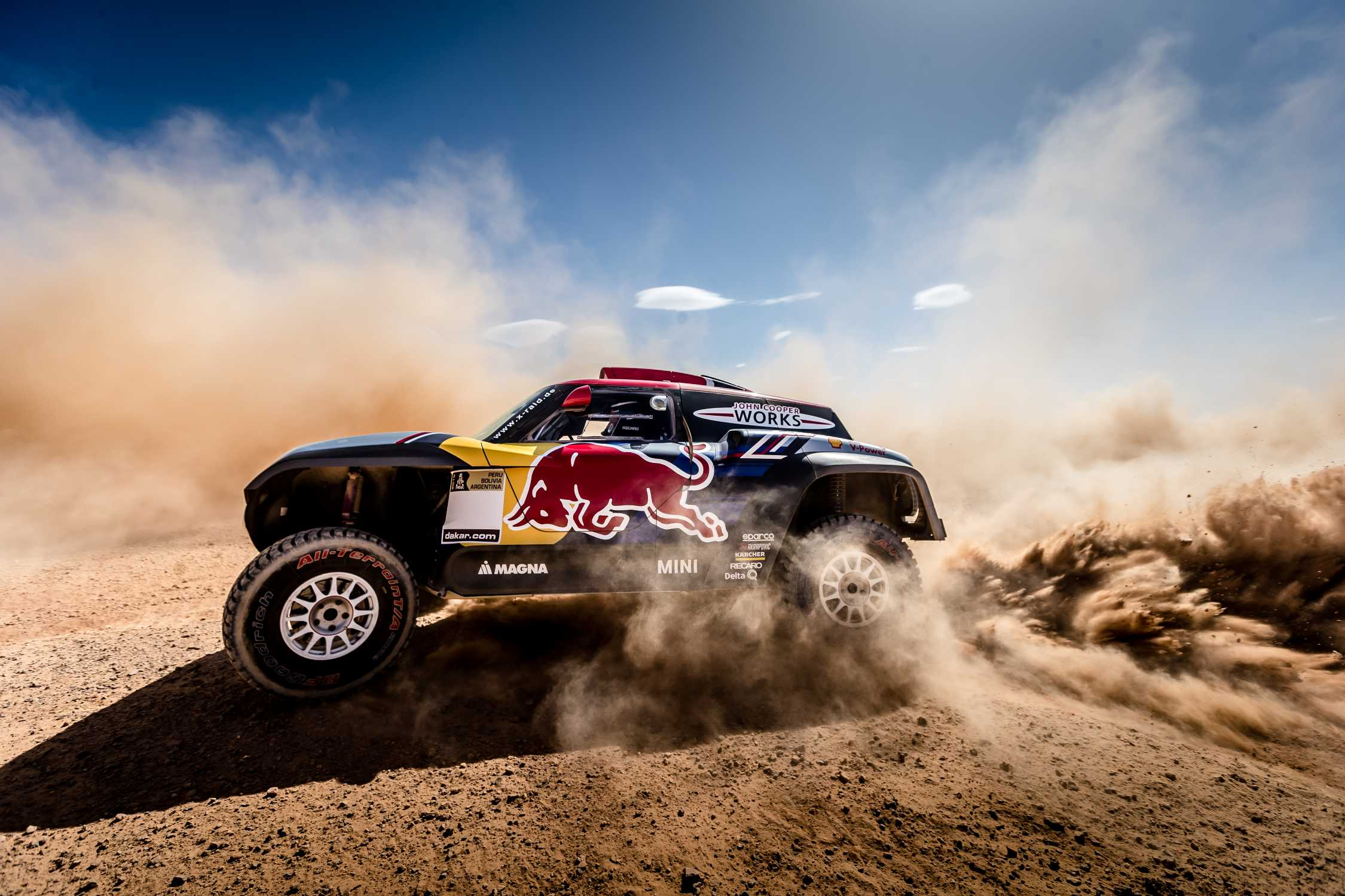 2018 dakar rally media guide. Black Bedroom Furniture Sets. Home Design Ideas