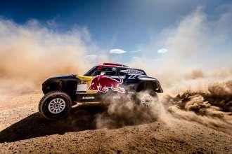 2018 Dakar, Shakedown, MINI John Cooper Works Buggy - X-raid Team - 12.10.2017