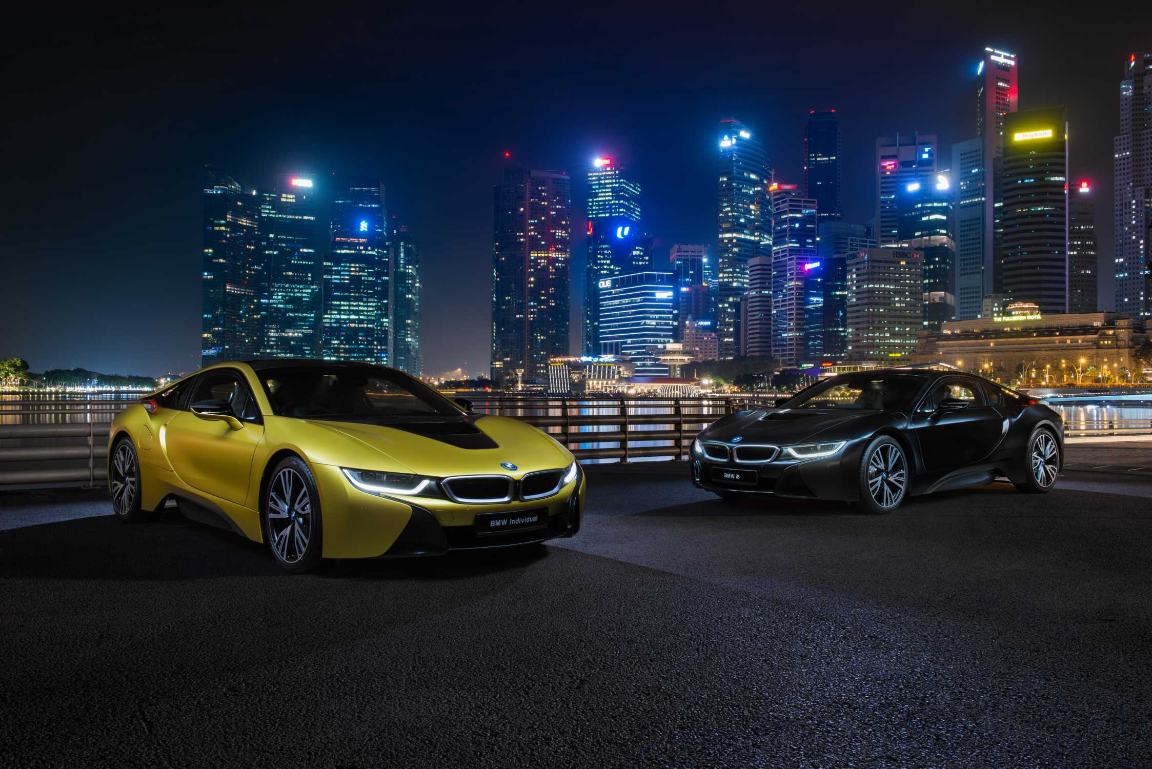 The Exclusive Bmw I8 Protonic Frozen Yellow Edition Now Available In