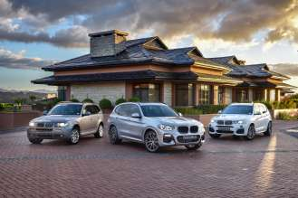 On Location Pictures: The all-new BMW X3 national media launch in South Africa. (11/2017)