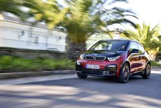 The new BMW i3s (11/2017).