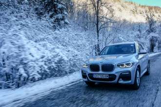 BMW X3 National Media Launch, Sofia – Velingrad (12/2017)