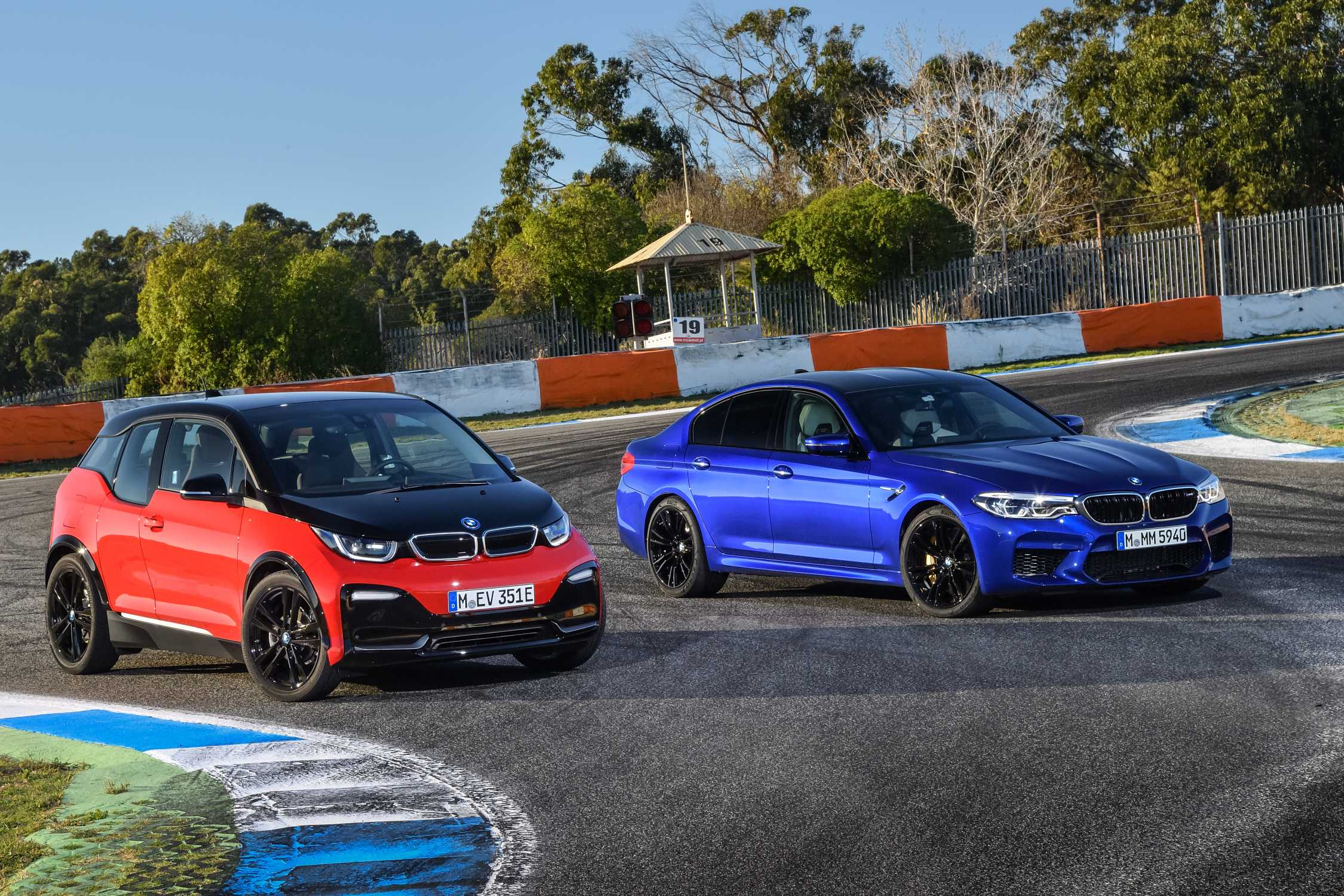 Bmw Announces Price For The All New Bmw M5 The Quintessential High