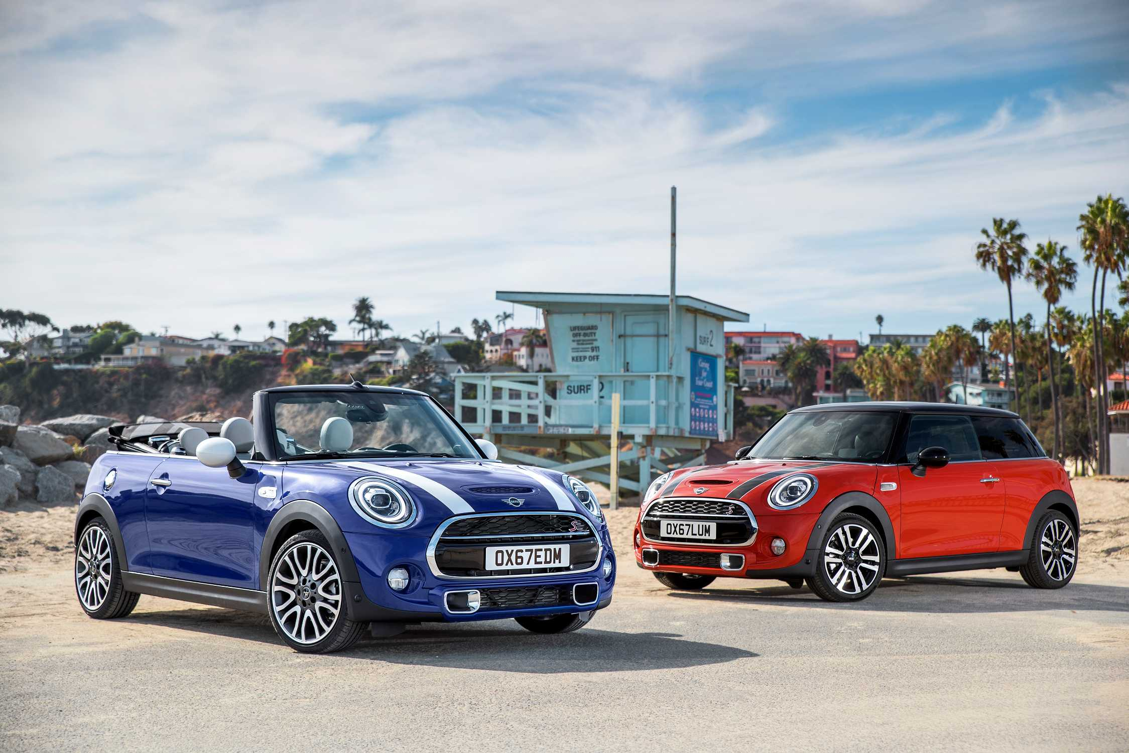 THE NEW MINI 3-DOOR HATCH, MINI 5-DOOR HATCH AND MINI