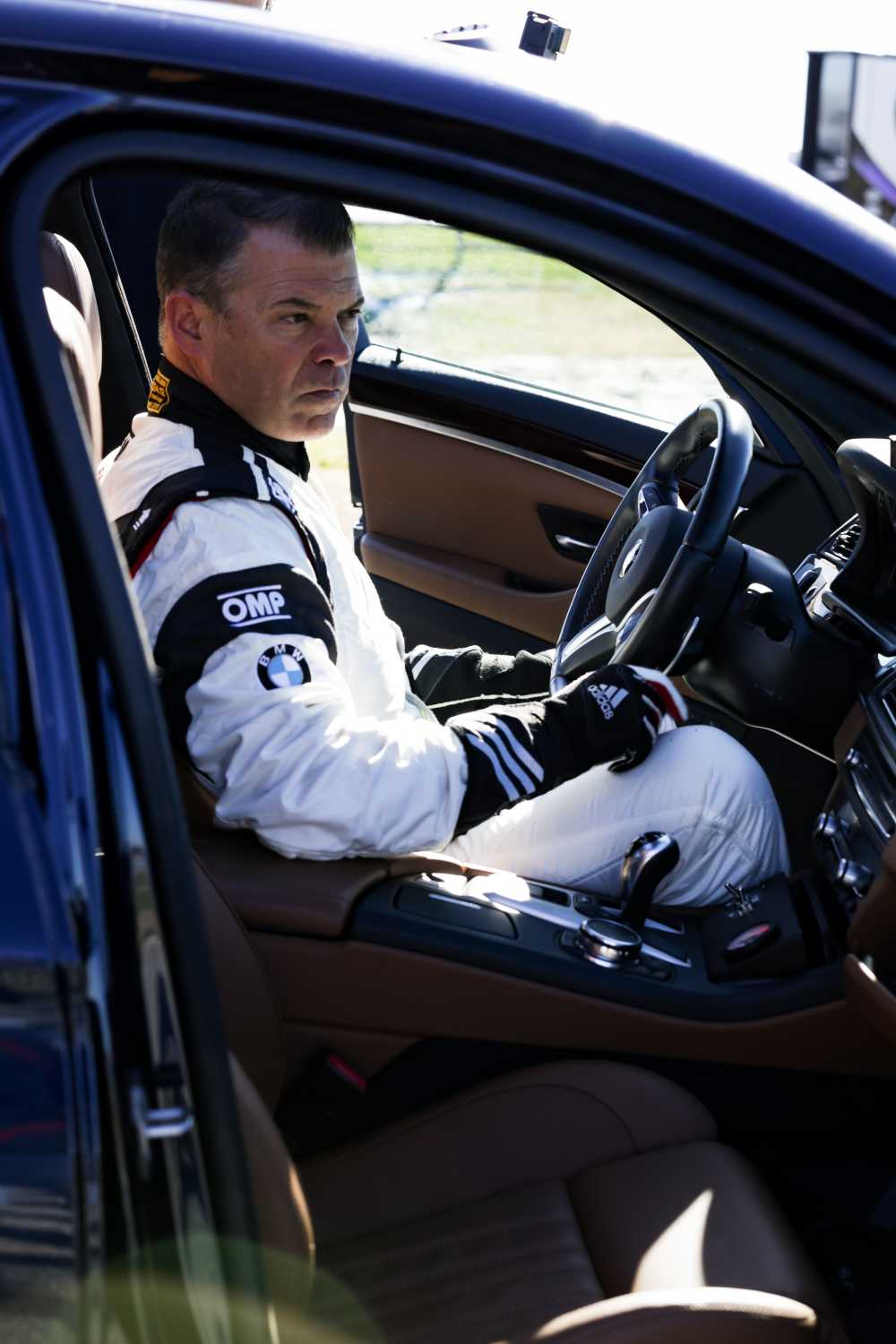 Bmw Performance Center Chief Driving Instructor Matt Mullins 01 2018