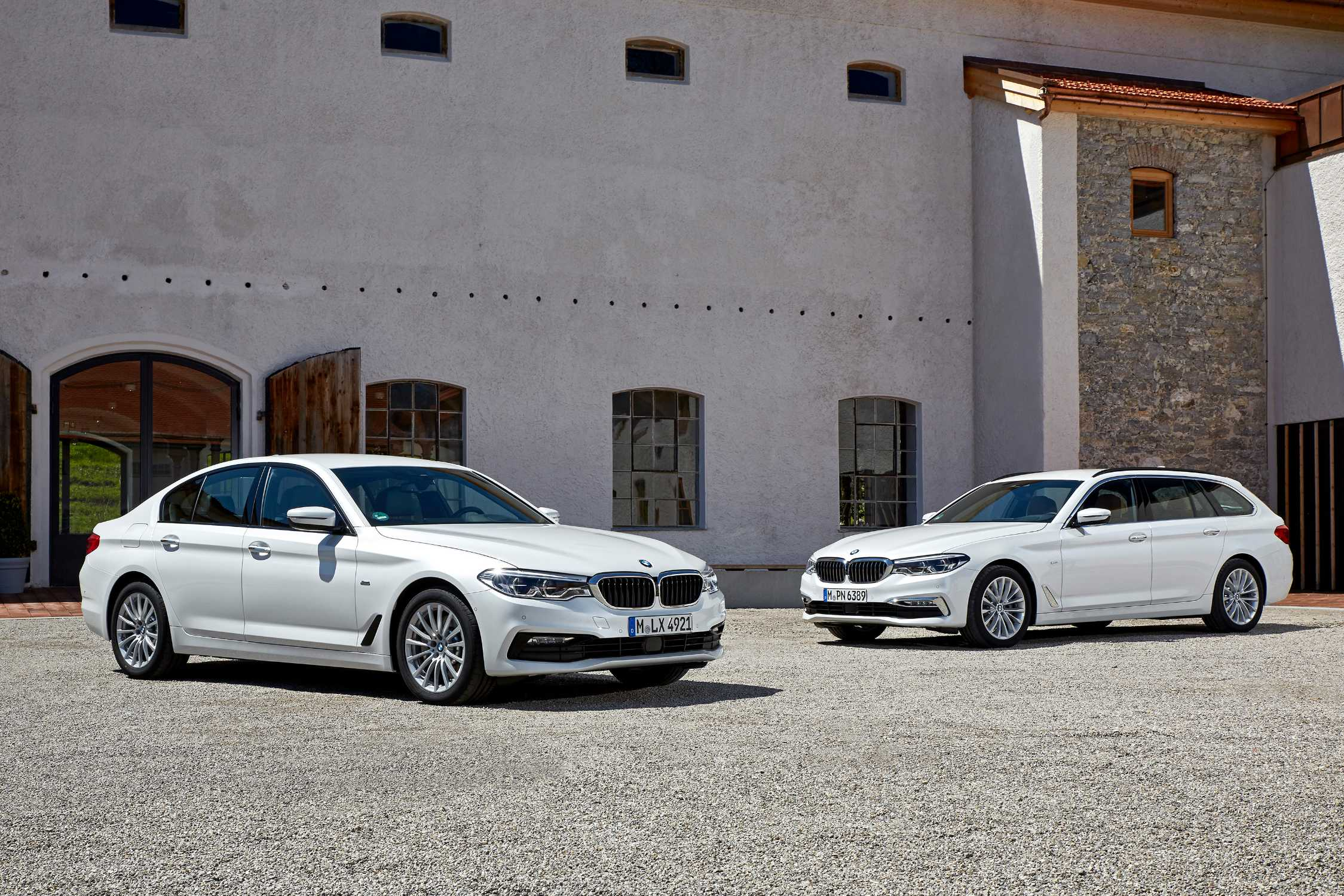 Double Victory For Bmw At The Best Cars Award 2018