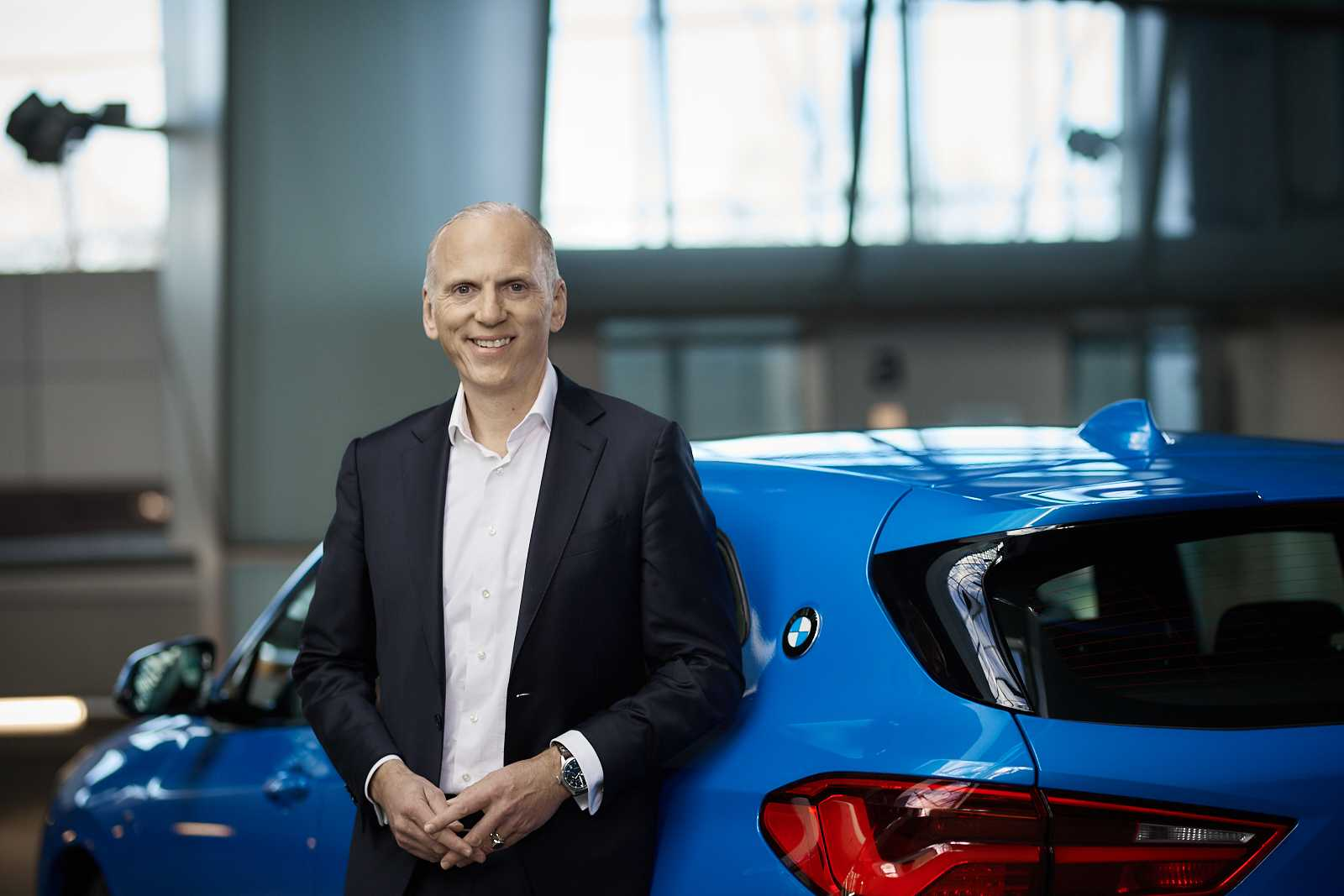 Cv Of Pieter Nota Member Of The Board Of Management Of Bmw Ag