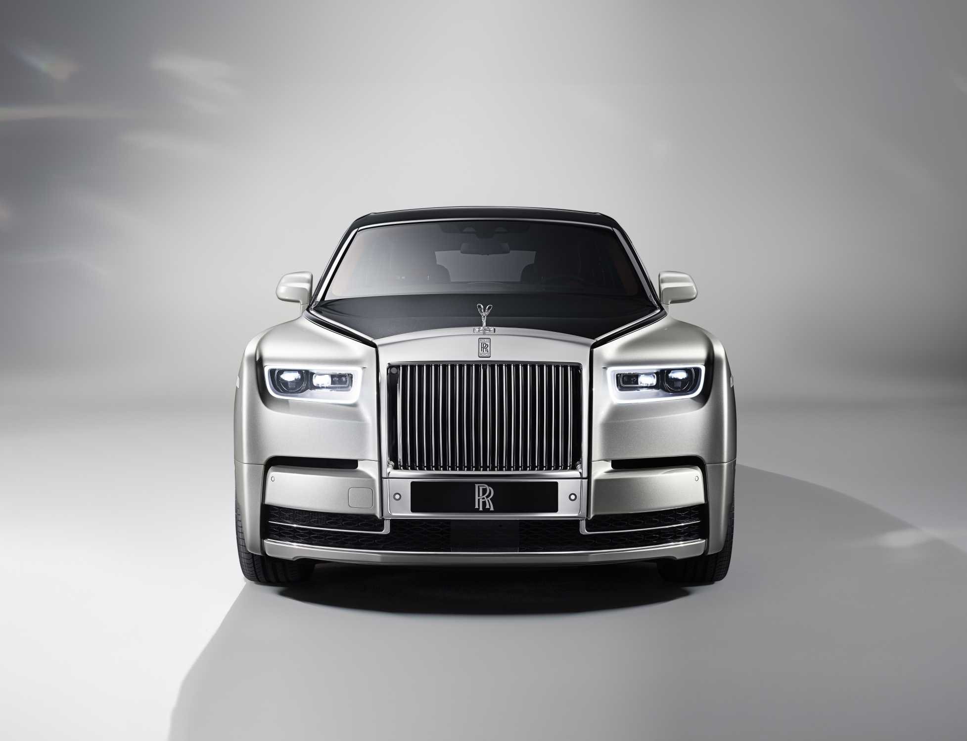 ROLLS-ROYCE MOTOR CARS' PHANTOM