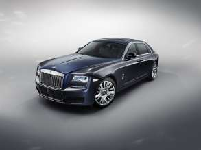 Rolls Royce Ghost Extended Wheelbase Awarded Best Super Luxury Car