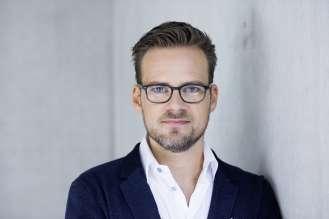 Christian Bauer, Head of Interior Design (02/2018).