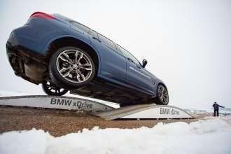 BMW xDrive Experience 2018 in Pec pdo Snezkou. (02/2018)