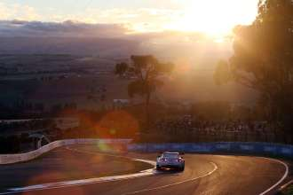 Bathurst (AU) 04th February 2018. BMW Motorsport, Bathurst 12 Hour Race, Marco Wittmann (GER), Augusto Farfus (BRA), Chaz Mostert (AUS), BMW M6 GT3  No. 43A, BMW Team Schnitzer.